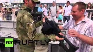 [FUNNY]2016 Russia: Kalashnikov shows off its new assault boats at IMDS 2015