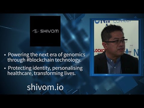 Project Shivom | Next Era of Genomics Through Blockchain Technology | CIO Henry Ines | WCEF