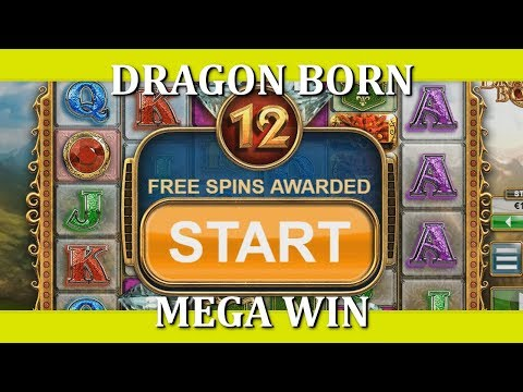 ABOUT TIME!! MEGA WIN - DRAGON BORN