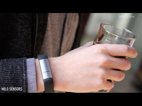 Wristband Monitors Your Blood Alcohol Content While You Drink