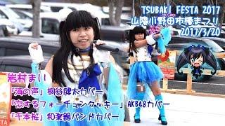 【TUBAKI FESTA 2017】 2017年3月20日(祝) 山陽小野田市江汐公園 □岩村...