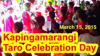 Repeat youtube video Kapingamarangi Taro Celebration Day, March 16, 2015