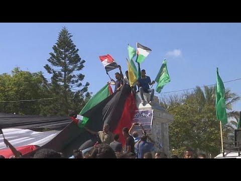 Acordo para Governo de união nacional entre Fatah e Hamas