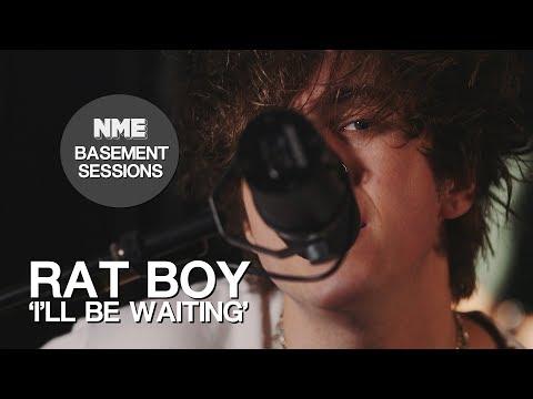 Rat Boy, 'I'll be waiting' - NME Basement Sessions