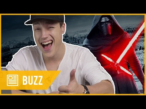 Star Wars: The Force Awakens PREMIERE! - FilmBuzz #31