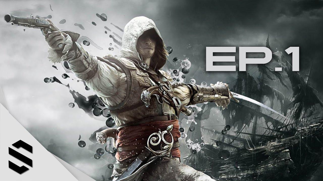 刺客教條4:黑旗 - PC特效全開完整中文劇情電影 - 第一集 - Episode 1 - 1080p - Assassin's Creed 4 - Full Movie - by Semenix ...