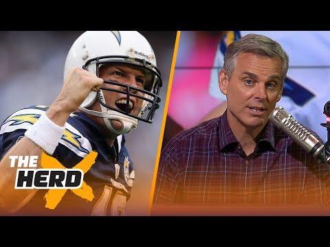 Colin Cowherd's 2018 AFC West preseason predictions   NFL   THE HERD