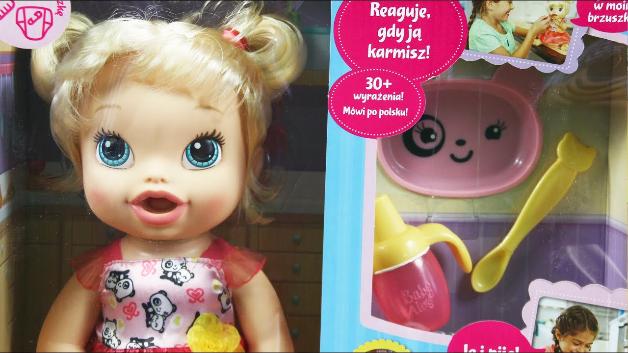 My Baby All Gone Moja Lala Interactive Doll