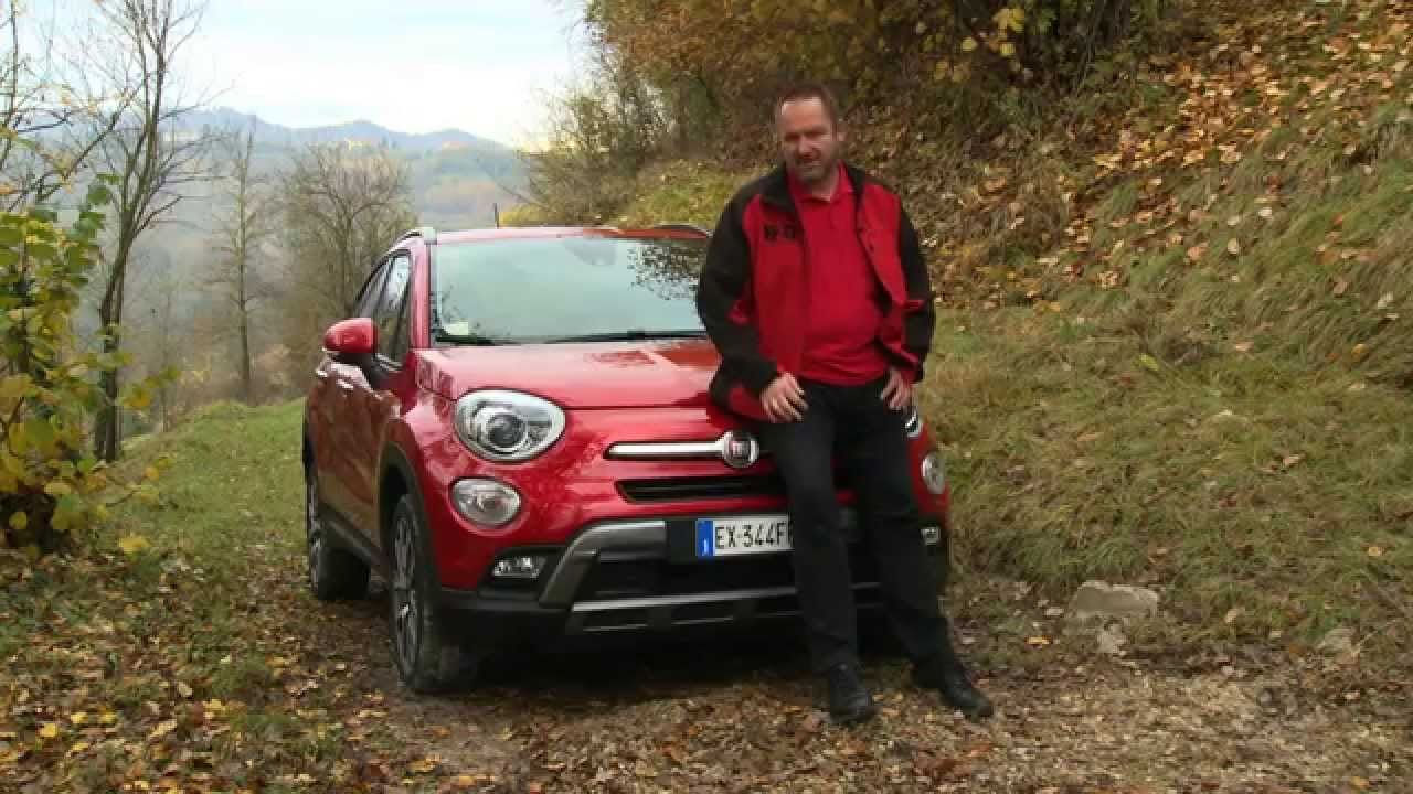 Fiat 500 crossover reviews