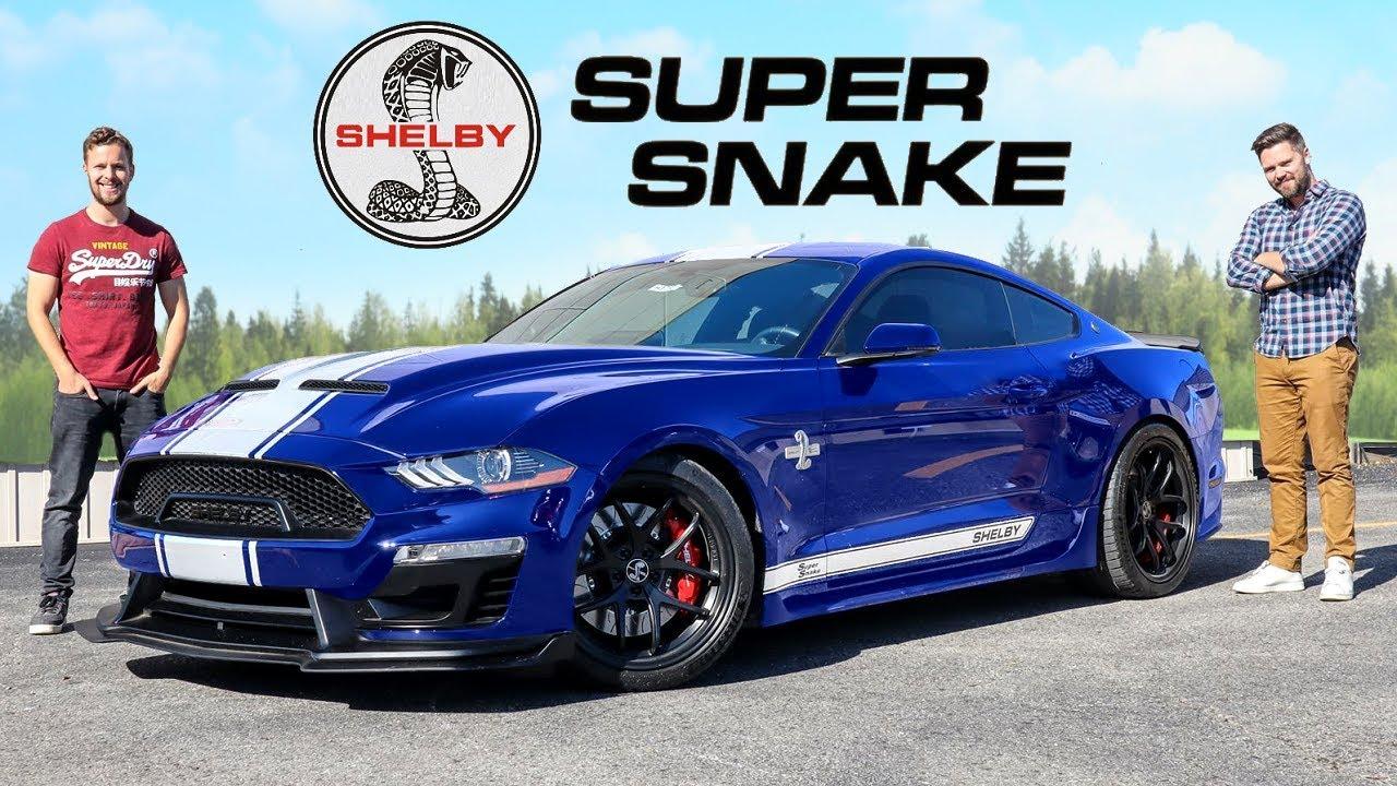 2020 Shelby Super Snake Review 800 Horsepower Gt500