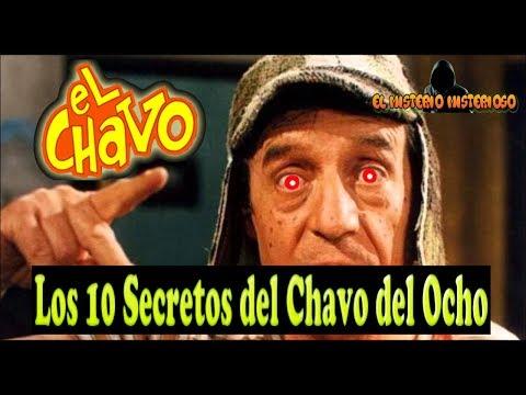 Los 10 Secretos del Chavo del Ocho