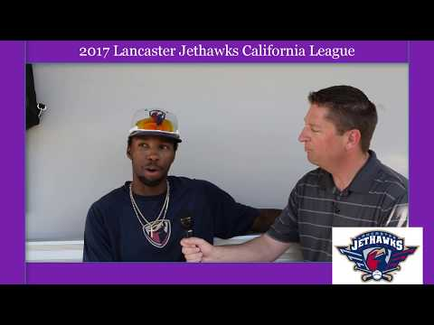 Pre Game Chats - Wes Rogers - Jethawks All-Star OF