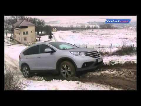 Crv Off Road >> HONDA CRV 2013 off-road fail - YouTube