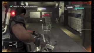 Binary Domain - PlayStation 3 - Gameplay and Commentary