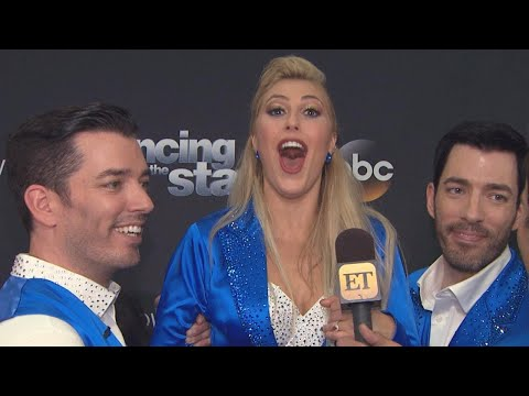 'DWTS': How 'Property Brothers' Drew & Jonathan Scott Pulled Off Their Surprise Routine (Exclusiv…