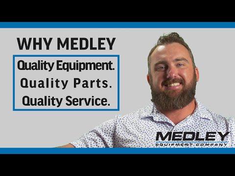 Why Medley Equipment Company   OKC, Tulsa, Midland, Lubbock, Amarillo, El Paso, Albuquerque
