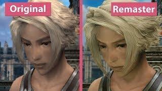Comparação gráfica Final Fantasy XII PS4 vs PS2