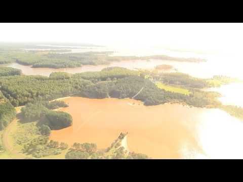 Inundaciones: imágenes impactantes de Concordia