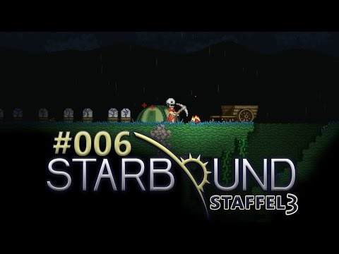 STARBOUND TOGETHER S03E06: Kick ma, n Tempel wa! «» Let's Play Starbound [#112]