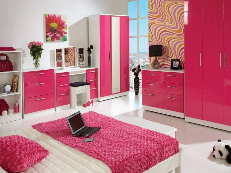 35 Creative Little Girl Bedroom Design Ideas and Pictures- Plan n ...
