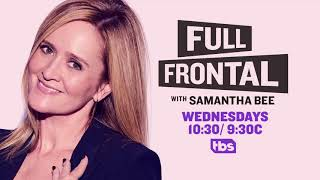 Sam Consults the Wheel of Topics | Full Frontal on TBS