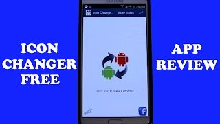 Any Launcher, Icon Charger Free app review