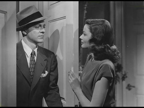 Dana Andrews & Gene Tierney : Someone To Watch Over Me