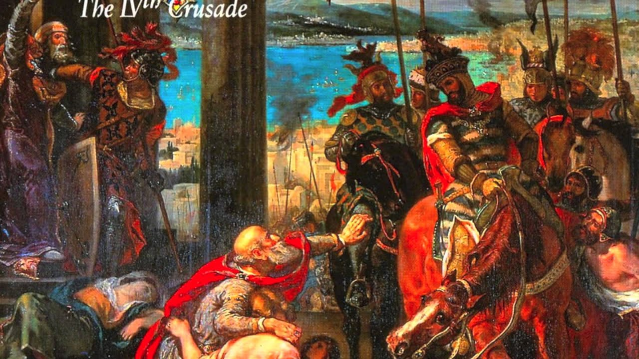 a report on the fourth crusade What motivated the crusaders taking part in the fourth crusade 2 following  4  report abuse comment add a comment.