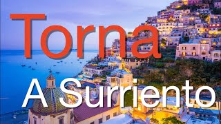 Torna A Surriento (Return To Sorrento) - Michael Marc - Solo Classical Guitar
