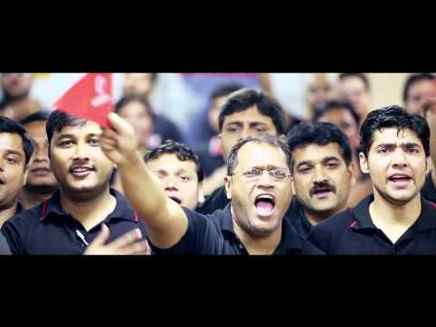 Vodafone UPE Strategy Anthem 2015