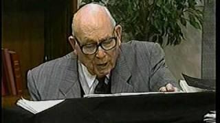 """Prayer delivered in Kansas State legislature by Pastor Joe Wright"" - Hilton Griswold reads"