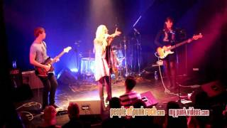 WHITE LUNG - Take the Mirror @ Québec City QC - 2016-10-24