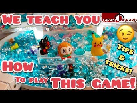 How to Play the Gem Pushing Game in Japan - 9 Basic Tips you Need to Know Before Trying