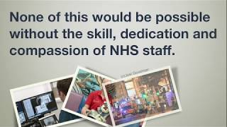 NHS 70 - 70 years of achievements