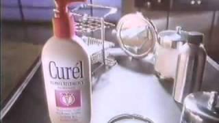 Curel Lotion Commercial (1996)