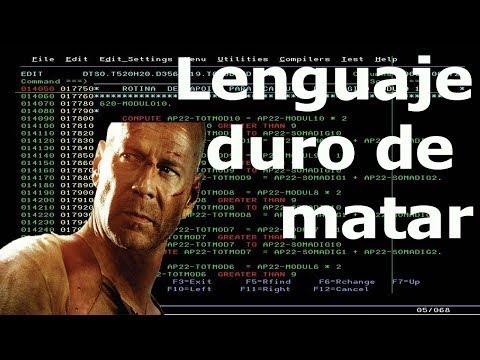 COBOL El Lenguaje que se reusa a morir
