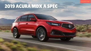 2019 Acura MDX A Spec - Interior and Exterior  - Phi Hoang Channel.