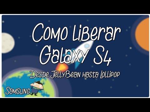 Como LIBERAR Samsung Galaxy S4 GRATIS! (CUALQUIER version de Android)