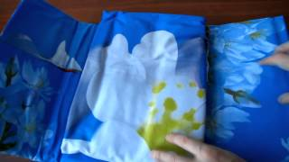 Постельное бельё из сатина 3D - ПГ - FS-HD-69(Постельное бельё из сатина - ПГ - FS-HD-69 Ткань: сатин с фото-печатью 3D Состав: 100% хлопок Основной цвет: голубо..., 2014-03-24T13:45:09.000Z)