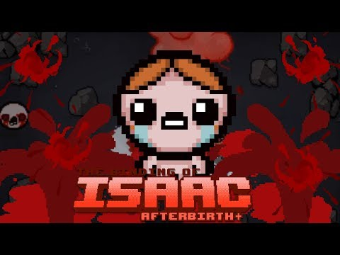 The Binding of Isaac Afterbirth Plus | Raining Blood!!!