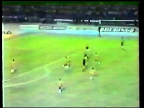 Brasil x Combinado do Eire - Amistoso 1981