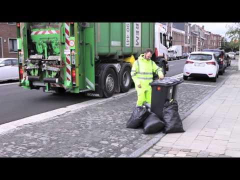 Magazinski - Boodschap van Algemeen Nutski: De vuilnisman
