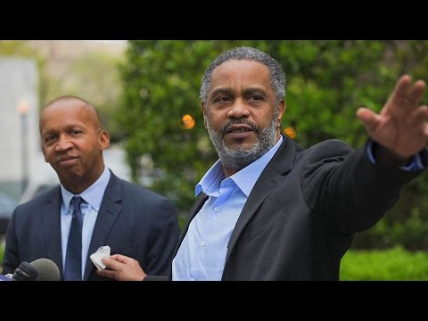"""They Couldn't Take My Soul"": Anthony Ray Hinton on His Exoneration After 30 Years on Death Row"