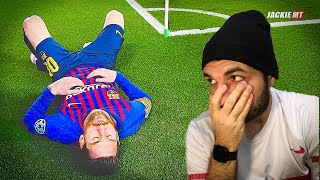 """That's costly"" Mistake Moments in Football 2020 (reaction 🤦‍♂️😮)"