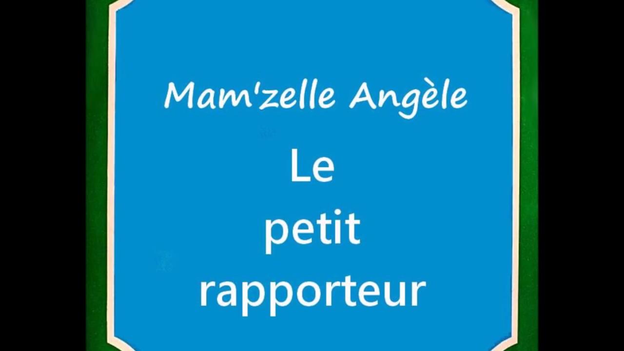 467f892afde07 Mam zelle Angèle - YouTube