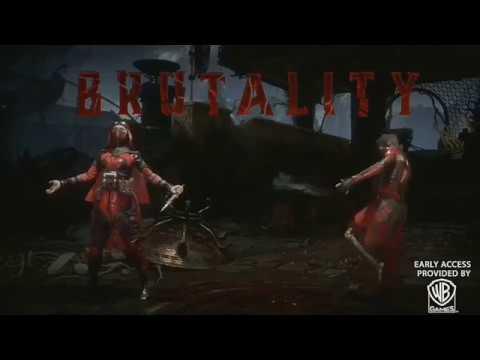Mortal Kombat 11 all brutalities thumbnail