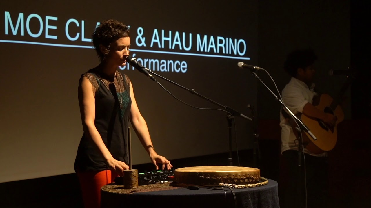 video: Performance by Moe Clark and Ahau Marino | Ahau Marino & Moe Clark | TEDxMcGill