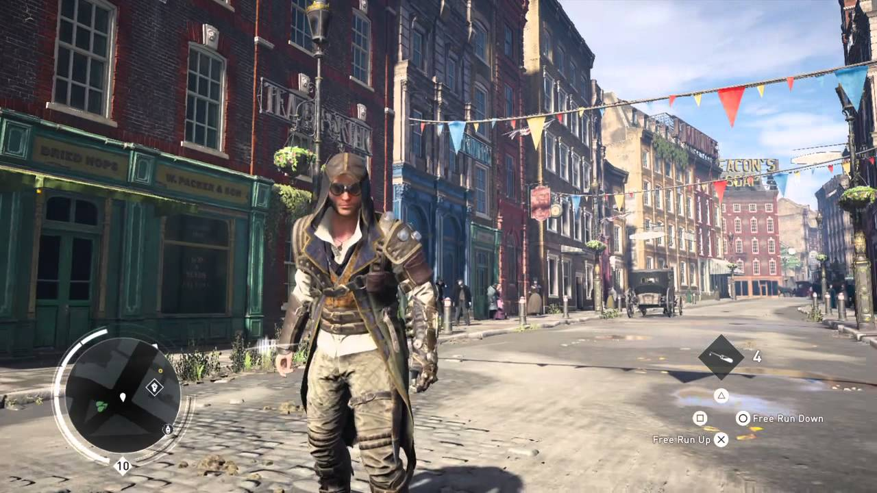 Assassin S Creed Syndicate Steampunk Outfits Weigh In At 3 1gb On