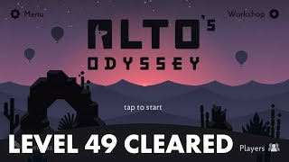 Altos Odyssey - Level 49 Goals and Walkthrough