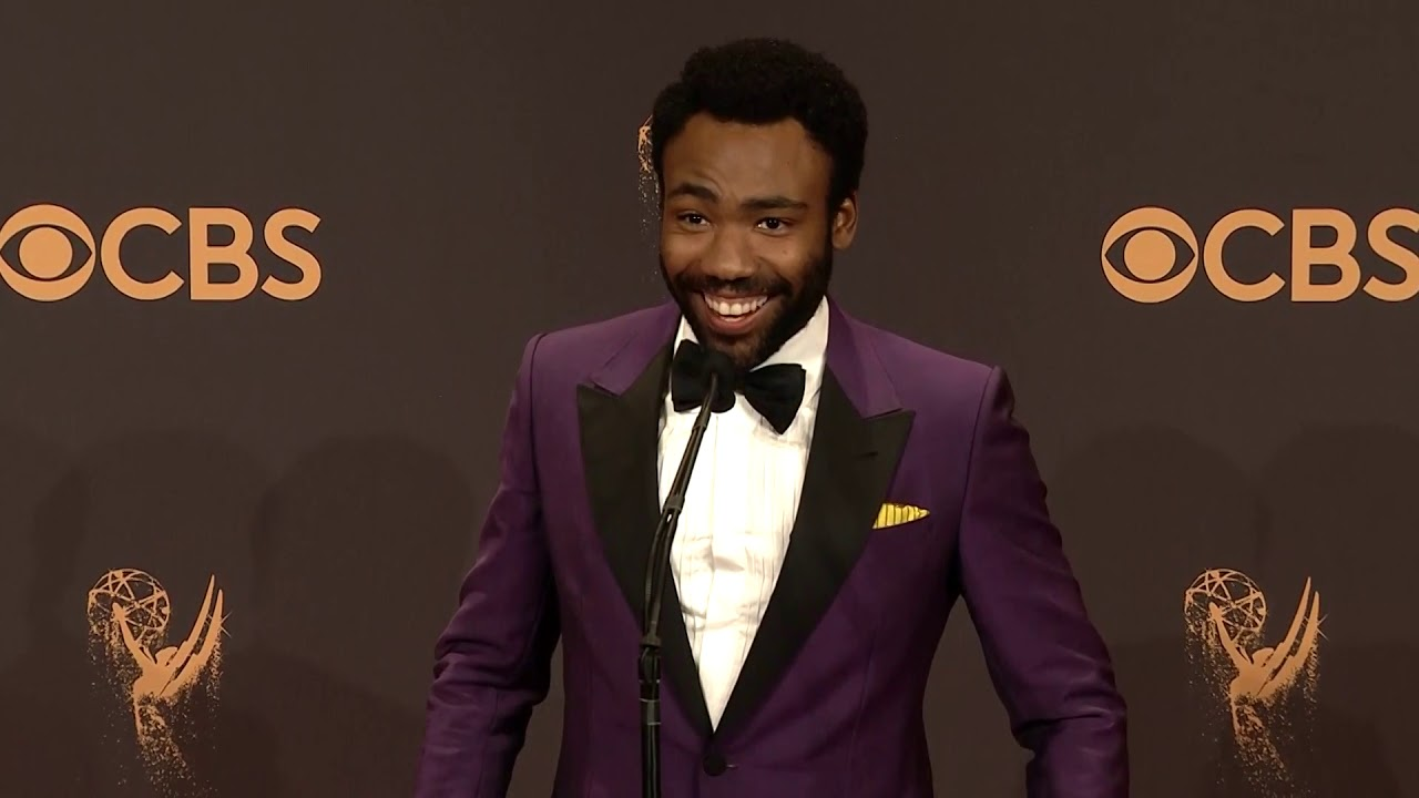 Donald Glover 2017